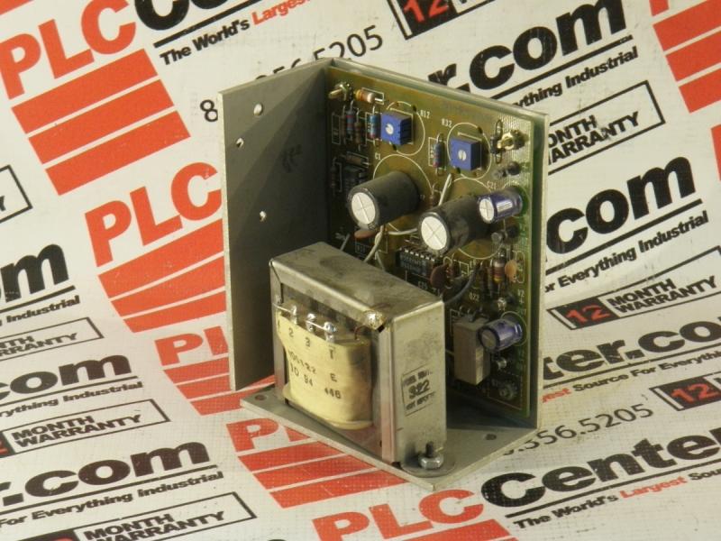 ACME ELECTRIC SPS-30DA-12/15