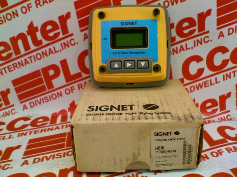 SIGNET SCIENTIFIC 3-8510