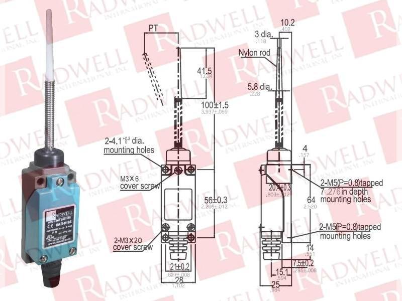 RADWELL RAD-8166