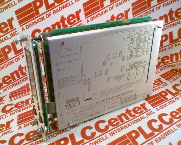 bently nevada 3300 rack manual