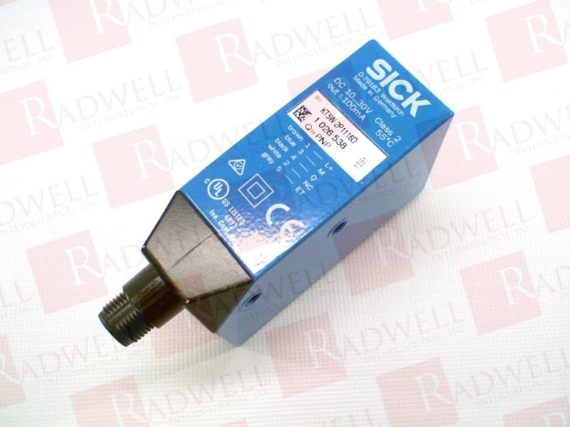 SICK OPTIC ELECTRONIC KT5W-2P1116D