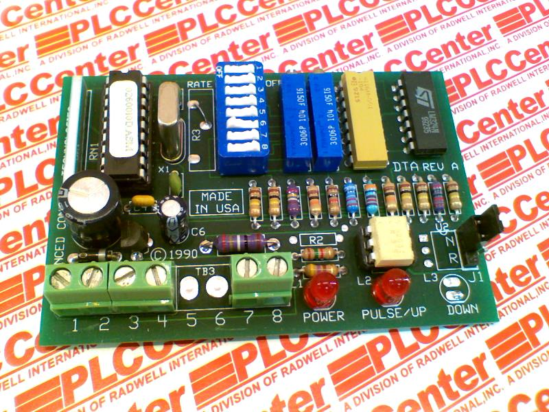 ADVANCED CONTROL TECH 0260010D.ASM