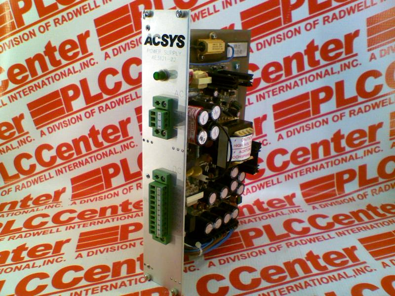 ACSYS AE3121-02