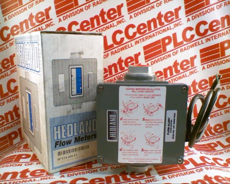 HEDLAND H712A-020-F1