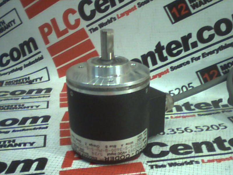 ACCU CODER 725I-SS-3600-Q-PU-5-S-1SG/3NN