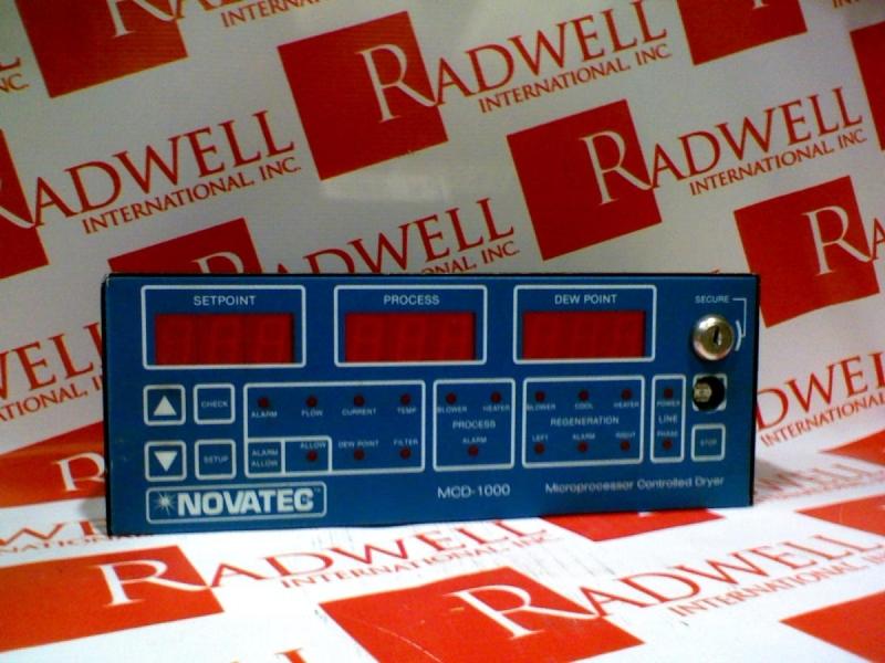 NOVATEC MCD-1000