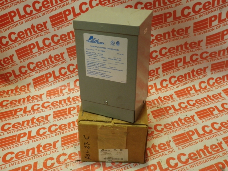 ACME ELECTRIC T-1-11683