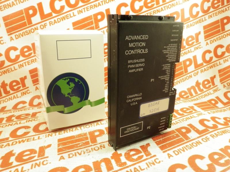 ADVANCED MOTION CONTROLS B30A8