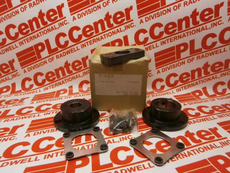 MIKI PULLEY SFS-08W2035