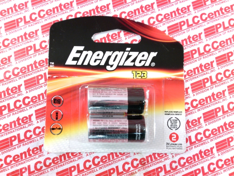 ENERGIZER EL123APB2