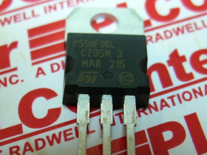 ST MICRO STP55NF06L
