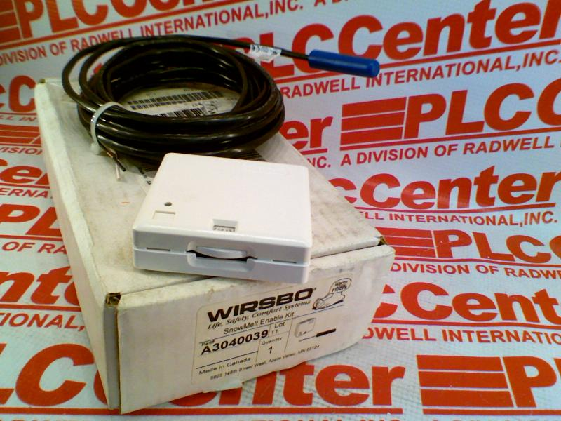 WIRSBO RADIANT HEATING A3040039