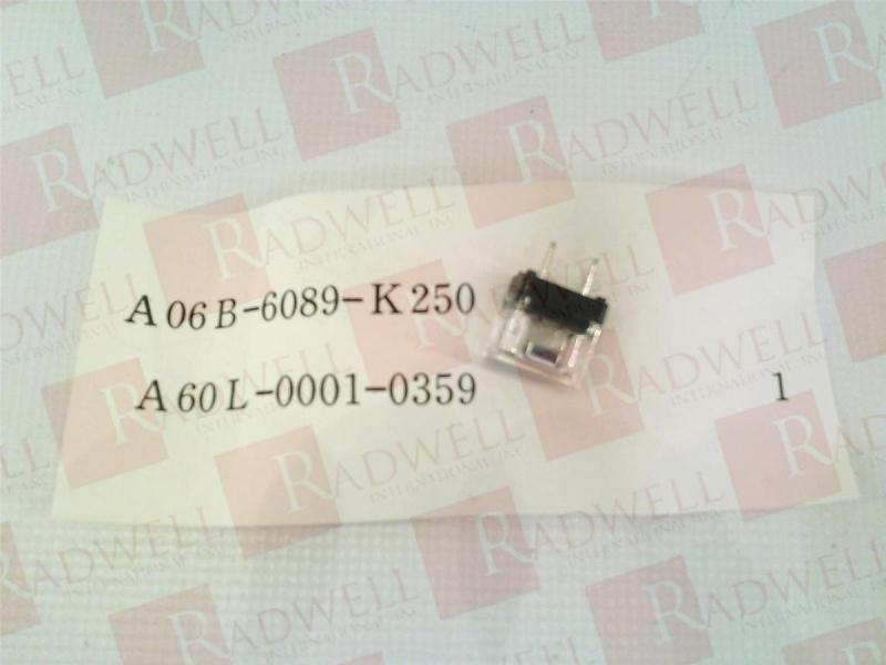FANUC A06B-6089-K250