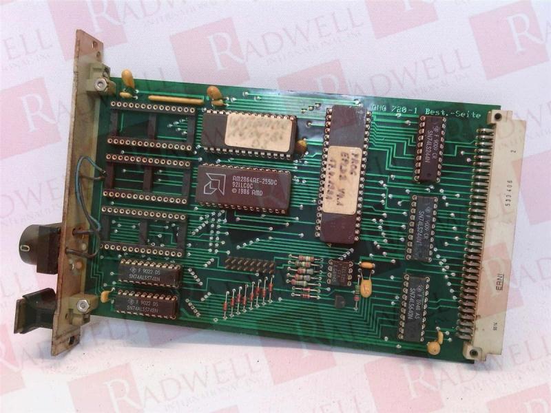 SCHWARZE ROBITEC CNC-720-1