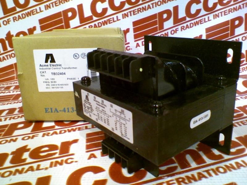 ACME ELECTRIC TB-32404