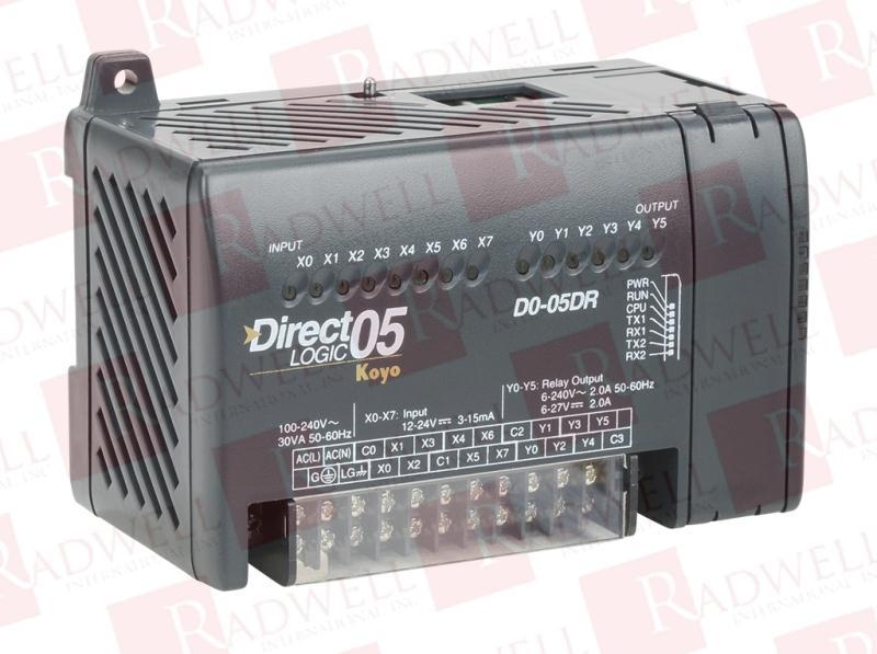 AUTOMATION DIRECT D0-05DR