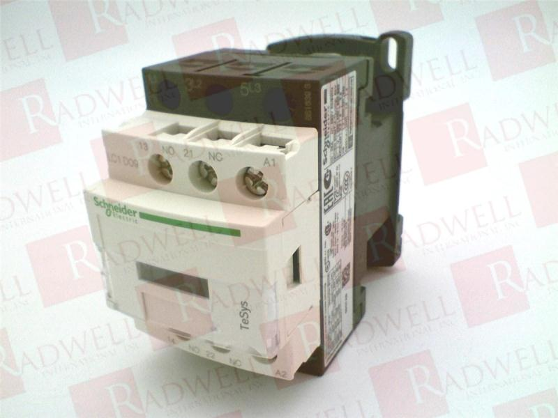 SCHNEIDER ELECTRIC LC1-D09-G7