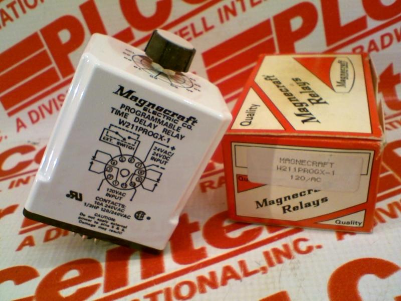 MAGNECRAFT W211PROGX-1