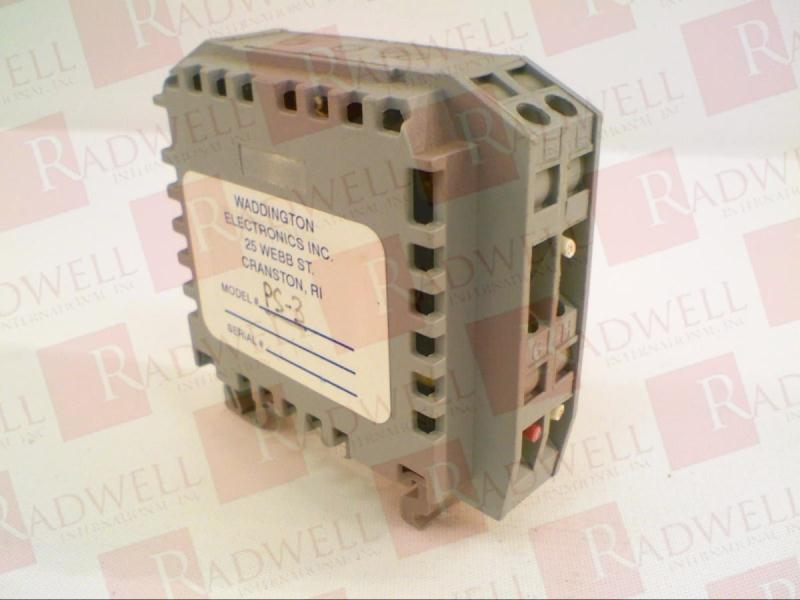 WADDINGTON ELECTRIC PS-3