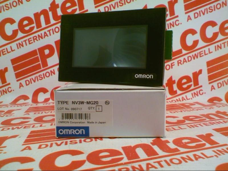 OMRON NV3W-MG20