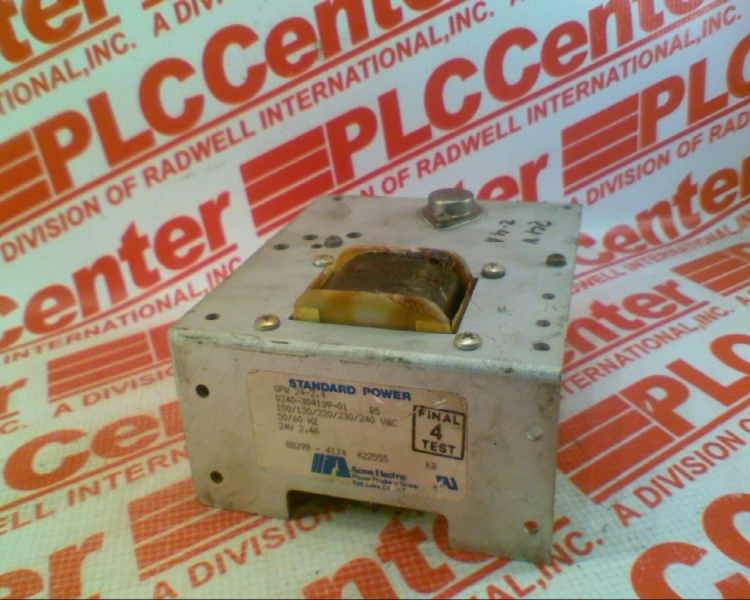 ACME ELECTRIC SPW2424