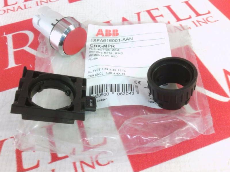 ABB CBK-MPR