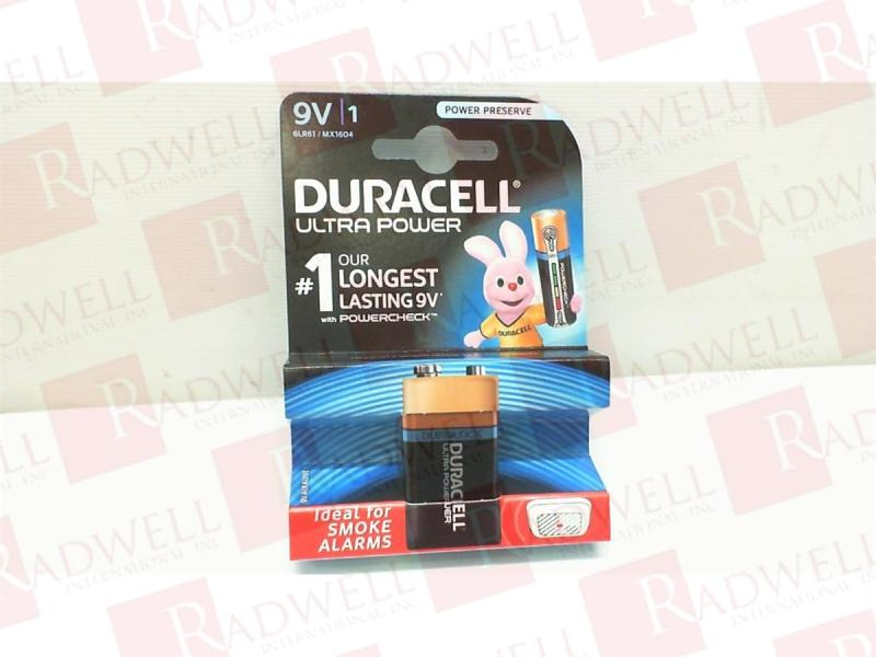 DURACELL 5000394002951
