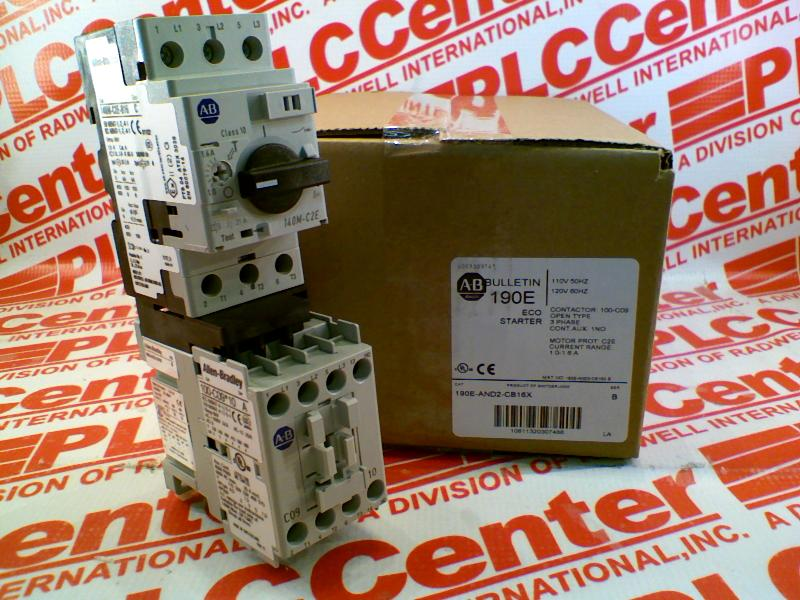 ALLEN BRADLEY 190E-AND2-CB16X