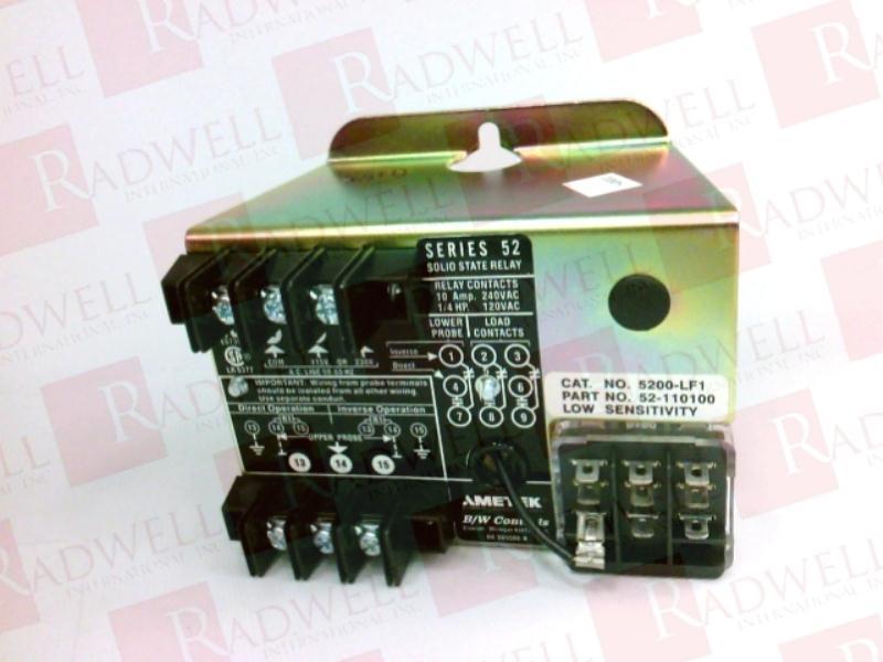 B&W 5200-LF1