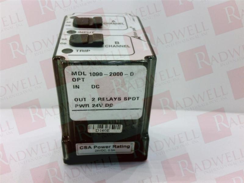 ACTION PAK 1090-2000-D