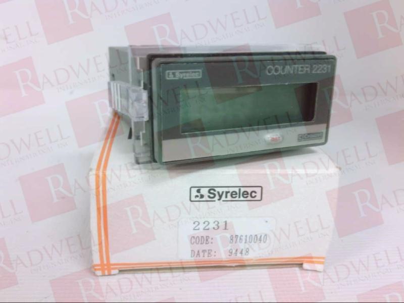 SYRELEC 2231