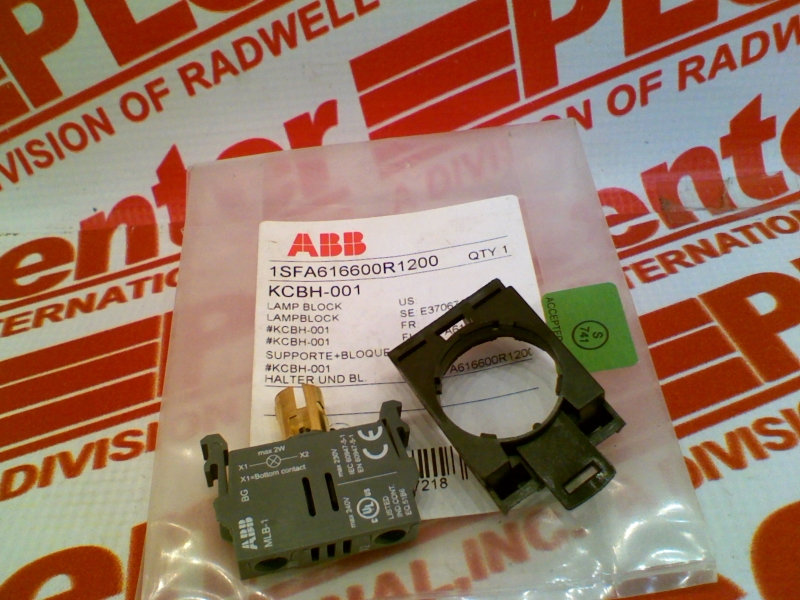 ABB 1SFA616600R1200