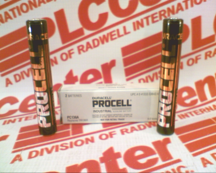 DURACELL PC136A