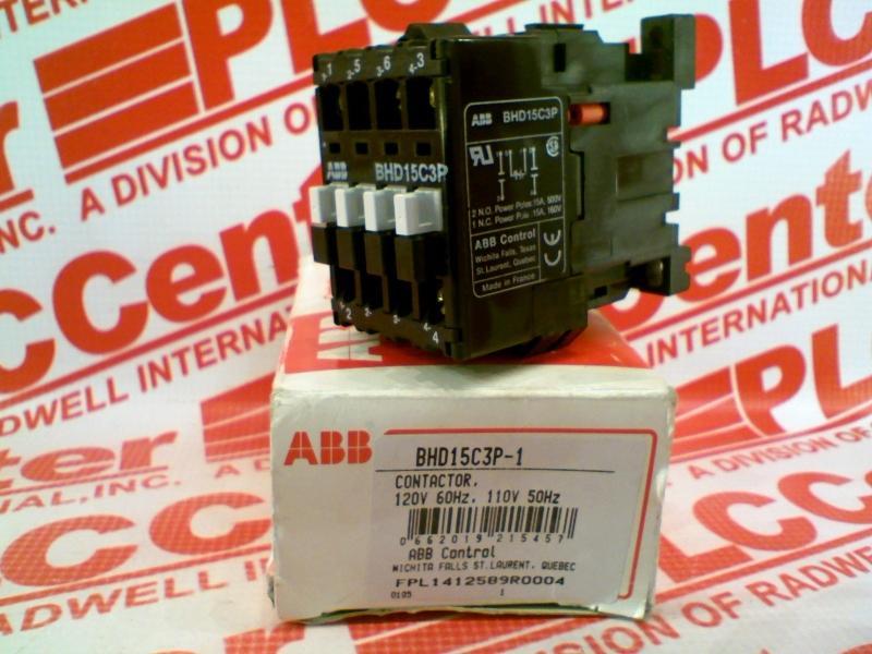 ABB BHD15C3P-1
