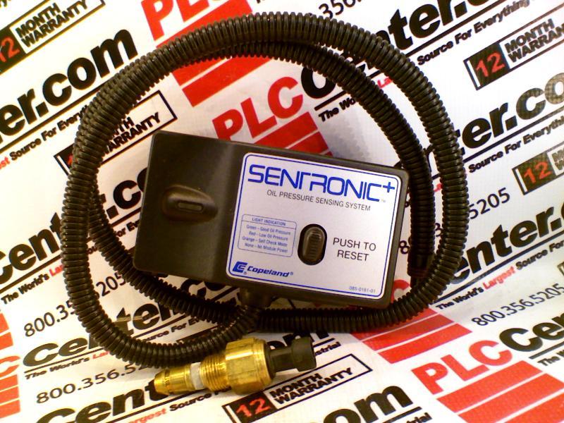 SENTRONIC 085-0161-01