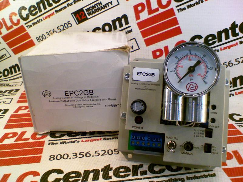ADVANCED CONTROL TECH EPC2GB