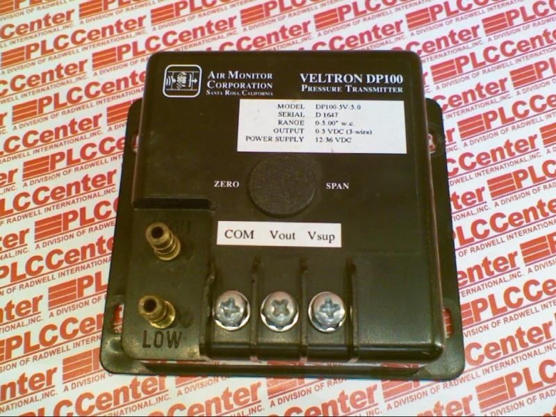 AIR MONITOR CORP DP100-5V-5.0