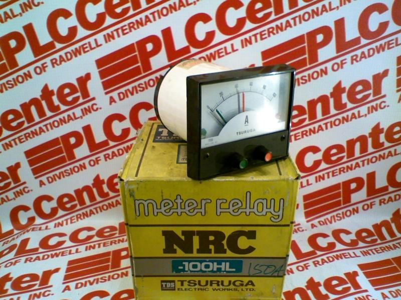 TSURUGA ELECTRIC NRC-100HL-DC100VA