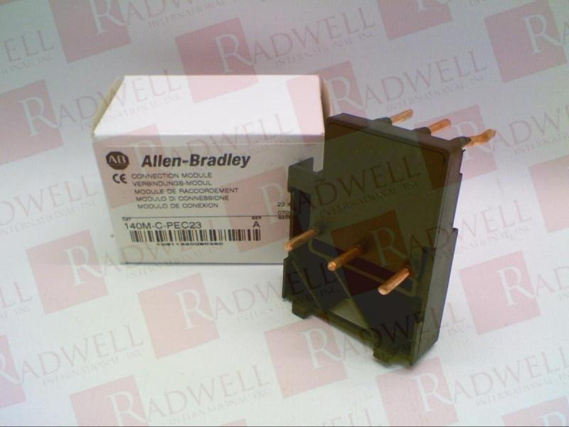 ALLEN BRADLEY 140M-C-PEC23