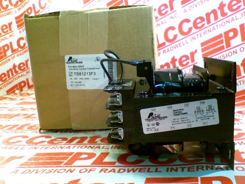 ACME ELECTRIC TB-81213-F2