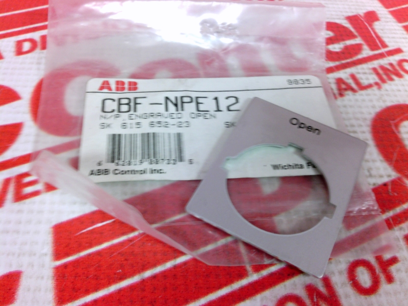 ABB CBF-NPE12