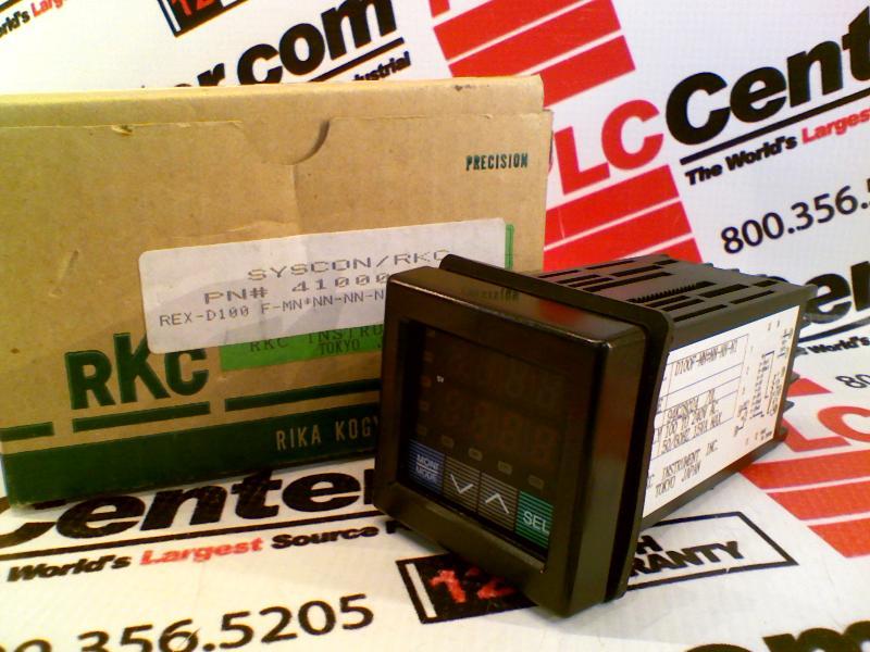 RKC D100F-MN-NN-NN-N1