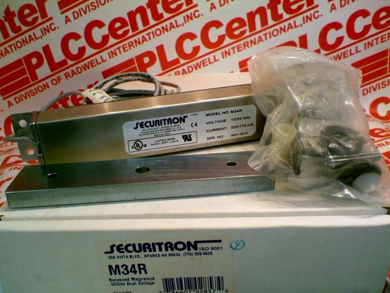 SECURITRON M34R