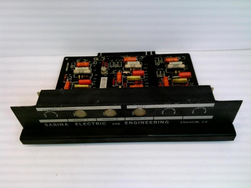 SABINA ELECTRIC 4402