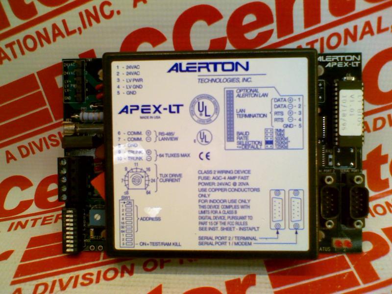 ALERTON APEX-LT