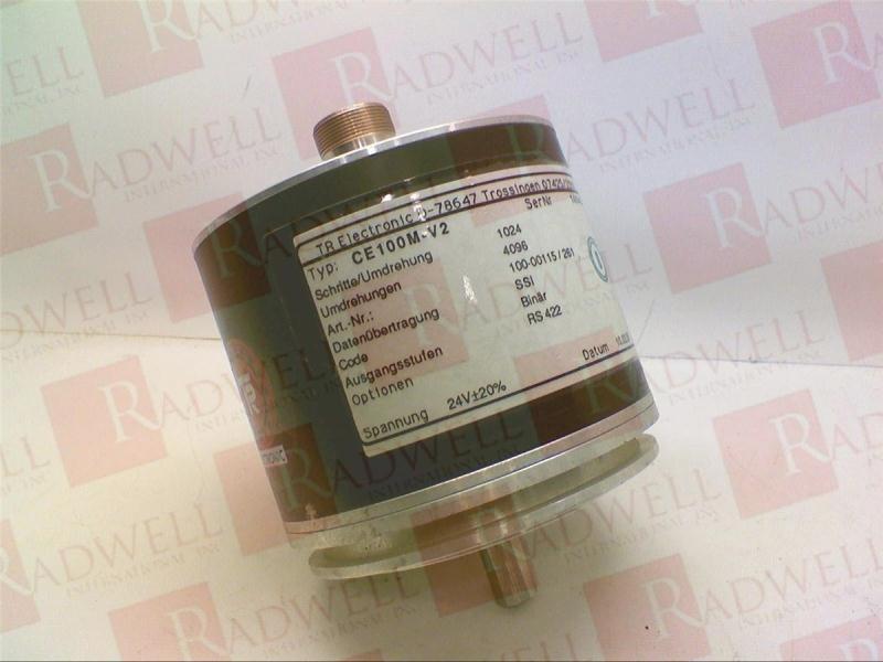 TR ELECTRONIC CE100M-V2
