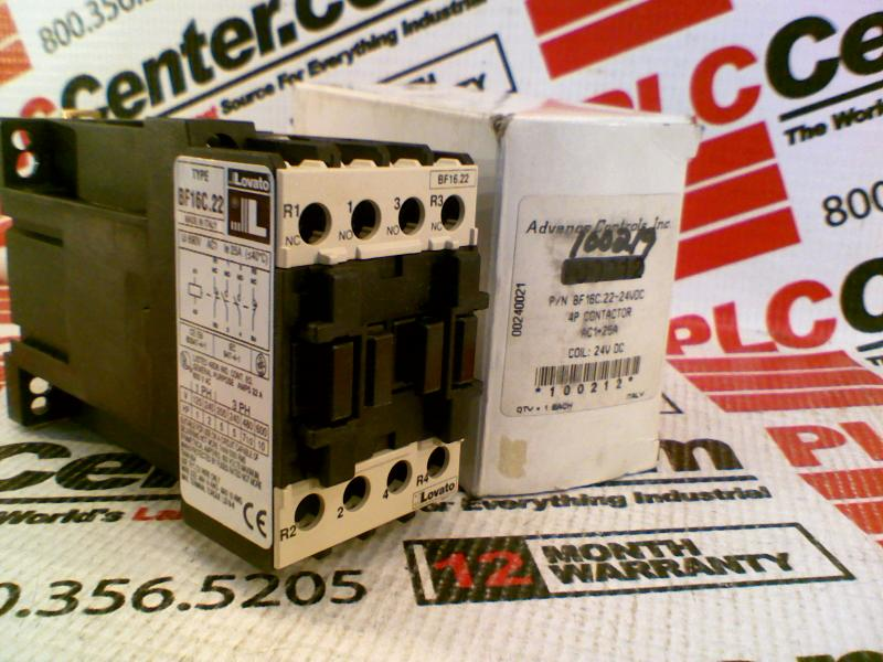 ACI BF16C.22-024VDC