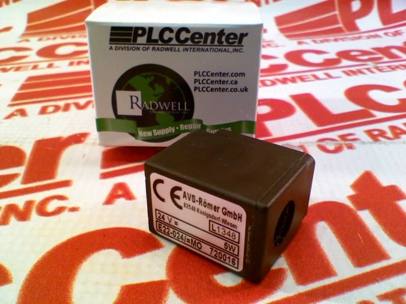 AVS-ROMER E22-024VDC/MO