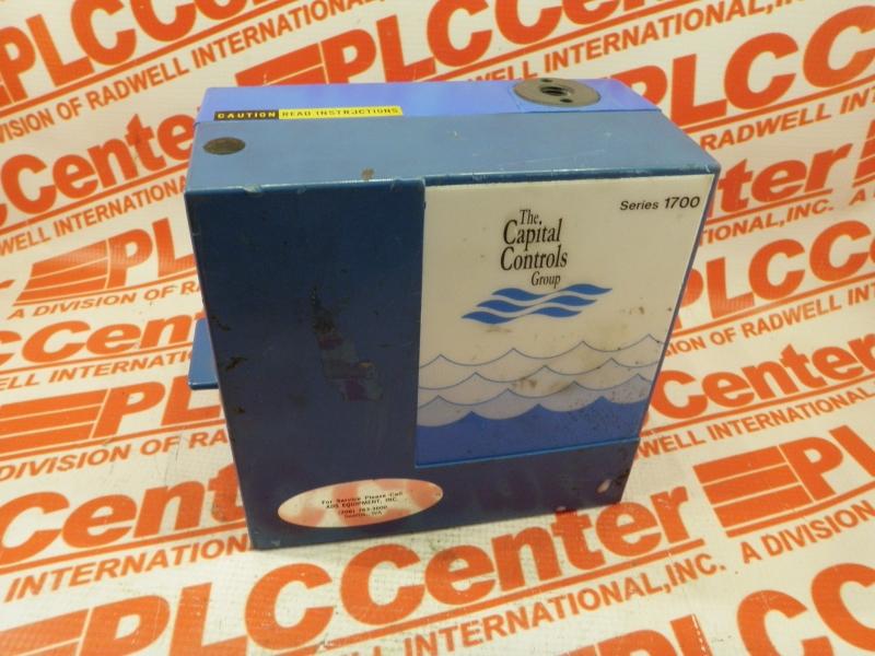 CAPITAL CONTROLS 806D193U01