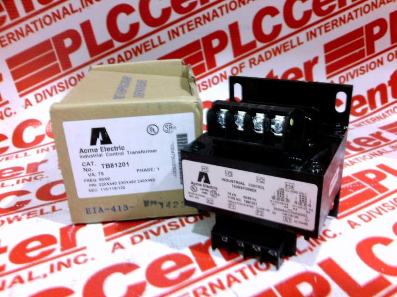 ACME ELECTRIC TB-81201